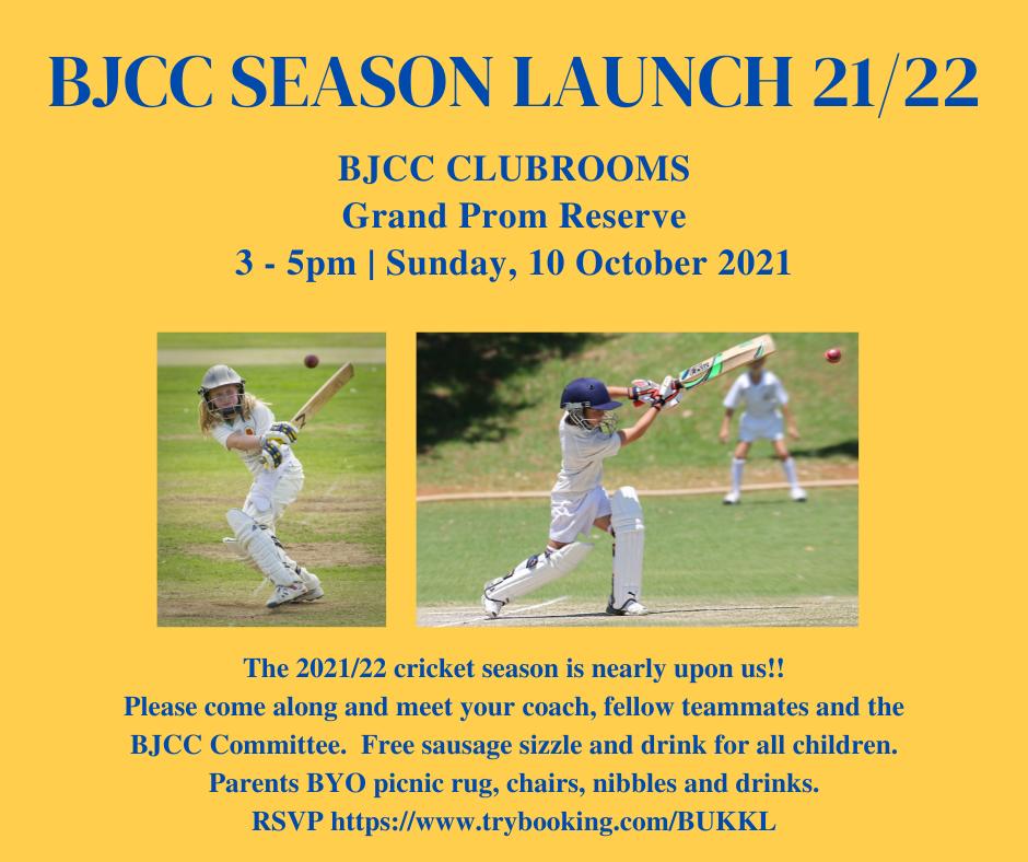 BJCC Season Launch 21/22